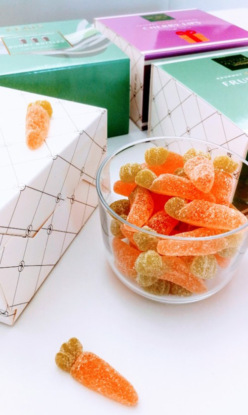 keats london fizzy carrots