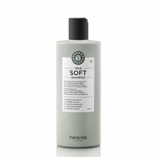 maria nila true soft shampoo 350ml vegan