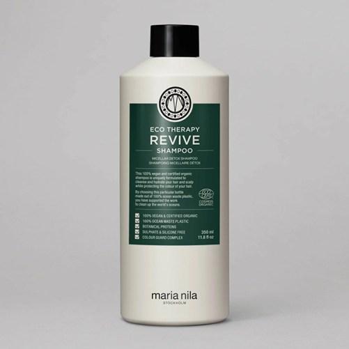 maria nila revive shampoo 350ml vegan