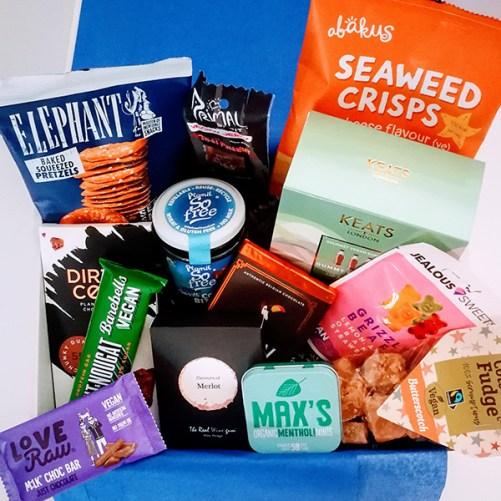 vegan gift box dad tak a plant-based lifestyle vegan webshop
