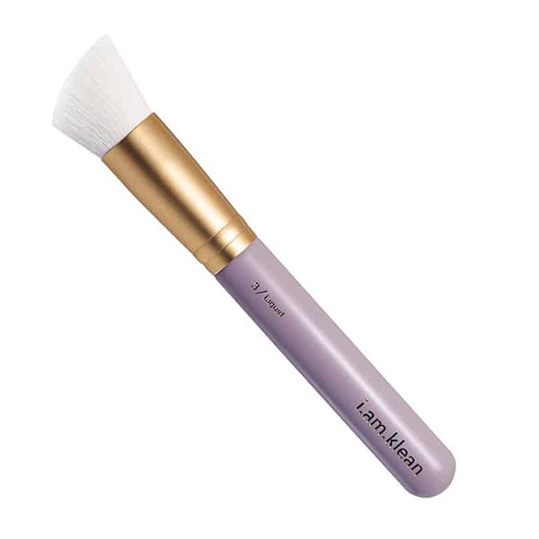 Liquid Brush van i.am.klean vegan make-up borstel