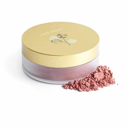 loose mineral blush i.am.klean vegan make-up