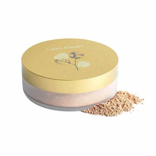 loose mineral foundation i.am.klean vegan make-up