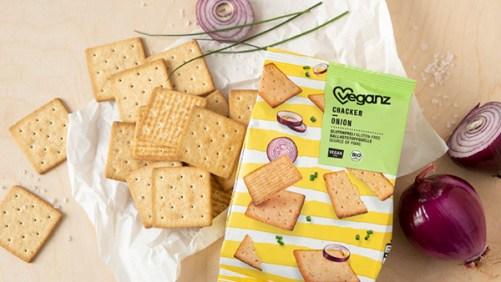 Veganz Cracker Onion