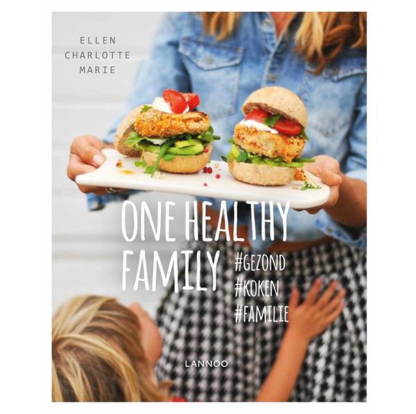 ellen charlotte marie one healthy family kookboek