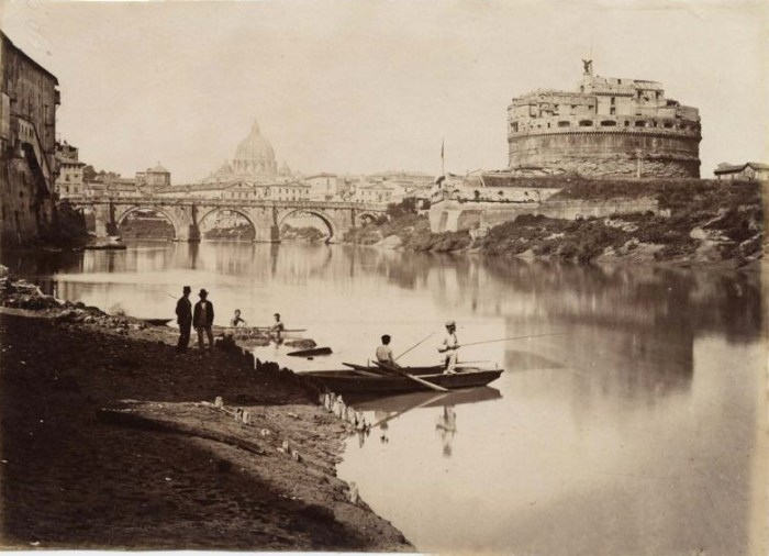 castel-sant-angelo-vintage-photo1