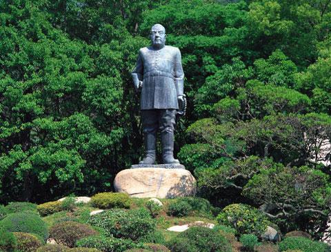 西郷隆盛(せごどん)銅像