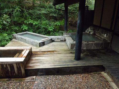 松苑離れのお風呂