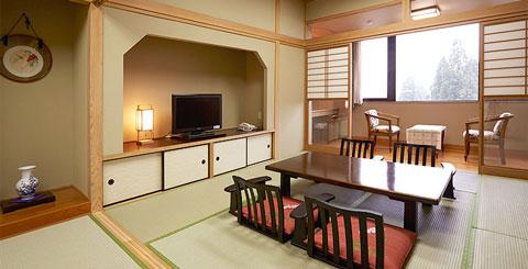 霧島ホテル高千穂館和室