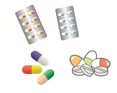肝臓に負担をかける薬