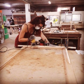 La Fabrique du Dégrad - Atelier partagé en Guyane