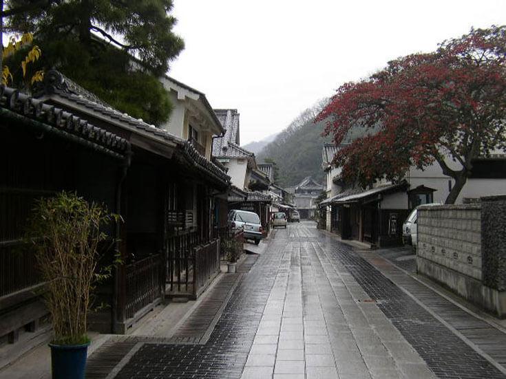 広島県旅行観光竹原市