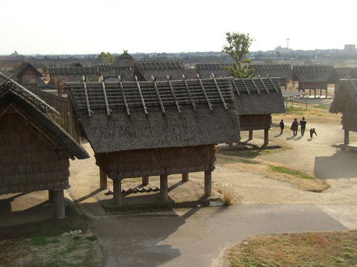 佐賀県旅行観光吉野ヶ里歴史公園