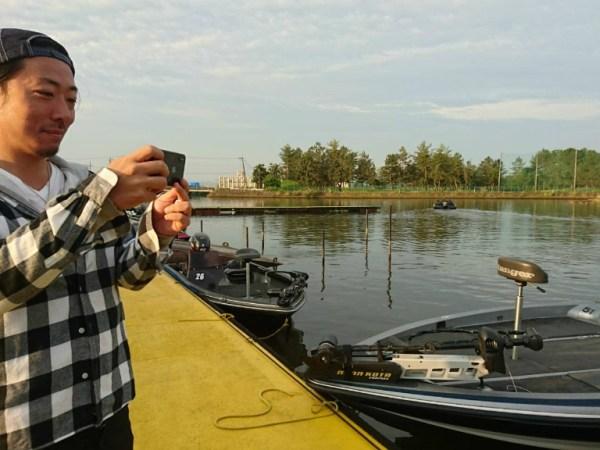 バス釣りは「場所」を見つける遊び。