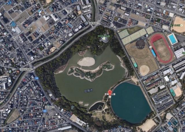 googlemap_kooyaike
