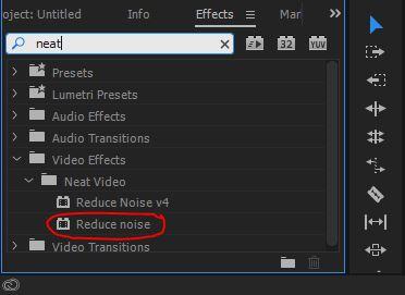 hasil pencarian efek menghilangkan noise video