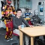 【記事】家事だけでなく災害援助もダンスもできるロボットを開発