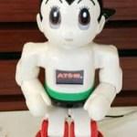 【記事】鉄腕アトム:家庭用コミュニケーションロボ「ATOM」発売へ 会話や二足歩行、顔認識など実現