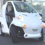 【記事】超小型 EVベース自動運転技術開発向けのプラットフォーム 「RoboCar MV2 2017」販売開始!