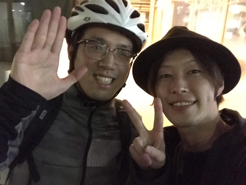 イイノと高橋さん