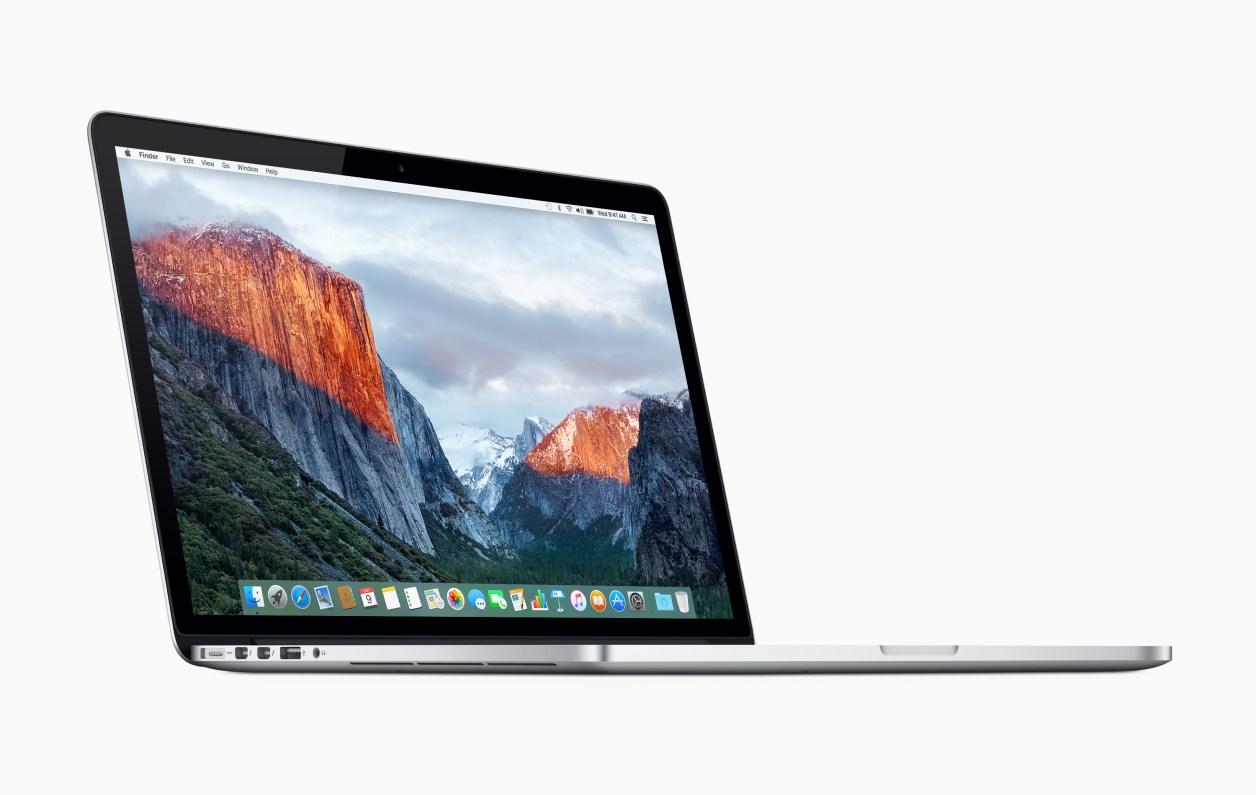 MacBook Pro(15インチ)