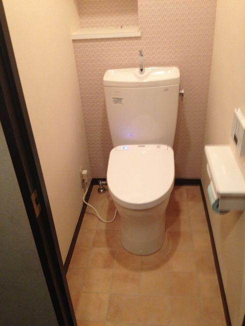 おすすめトイレ内装パック工事
