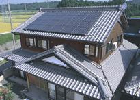 太陽光発電パネル設置イメージ