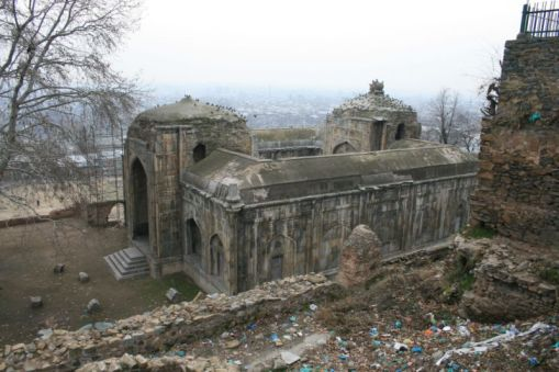 Very old temple in Srinagar