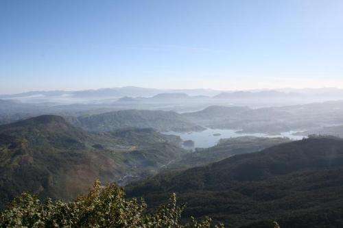 View from Adam's Peak 2254m (ALL BY WALK !!!)