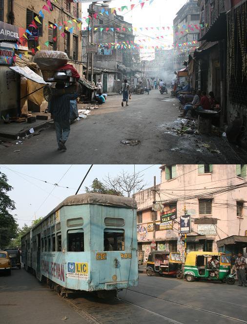 Calcutta street's