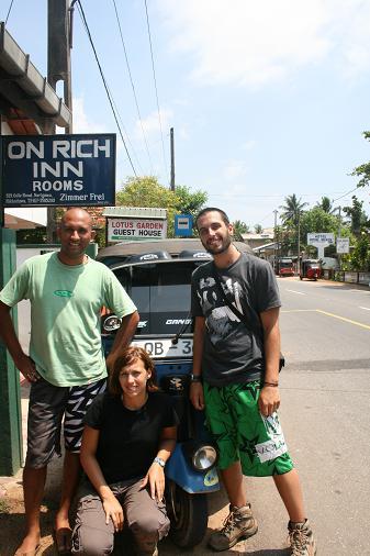 Our tuk-tuk driver