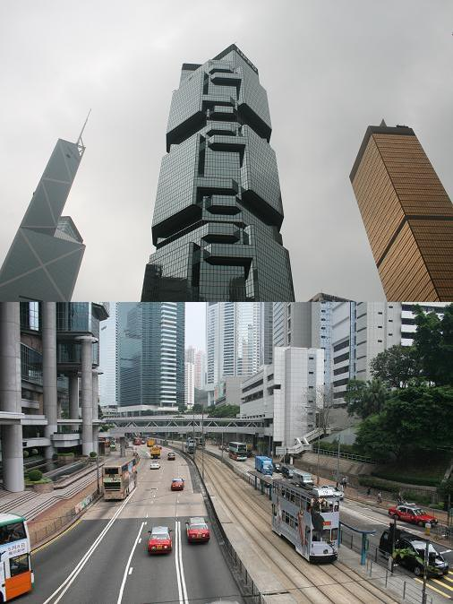 HK city
