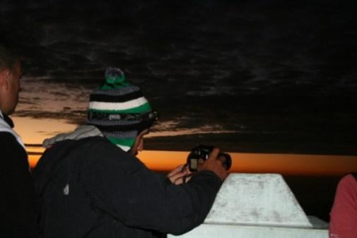 Sunrise @ mt Bromo seconde view