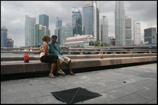 Us @ Singapore city