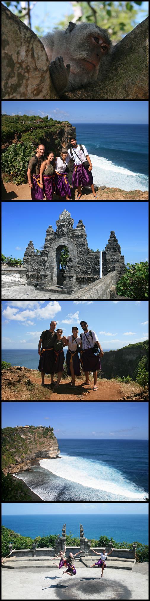 Uluwatu Cliff Temple