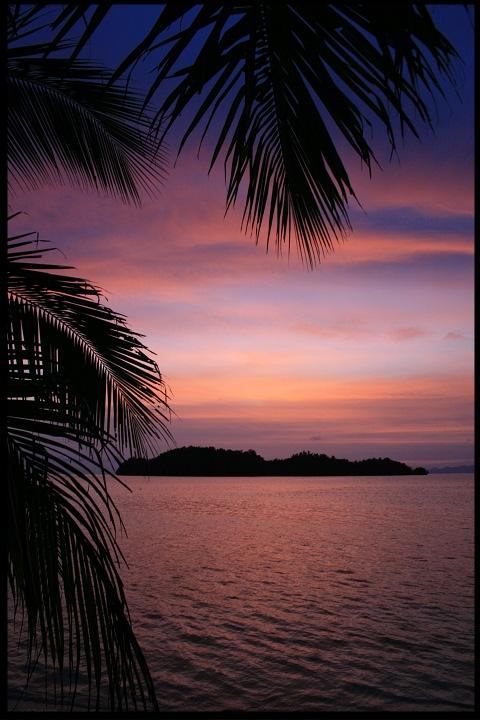Beautiful sunset @ Kadidiri
