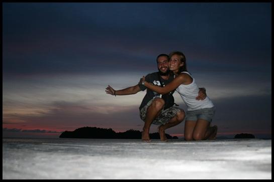 Kadidiri sunset Togian Island Sulawesi