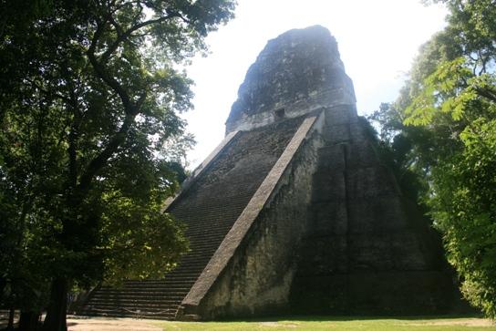 Temple V Tikal