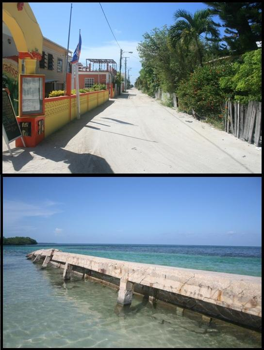 Caye Caulker South & North