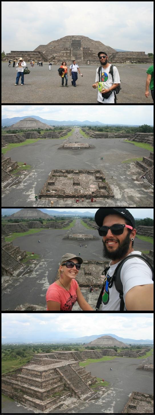 Teotihuacan Pyramide Del Sol