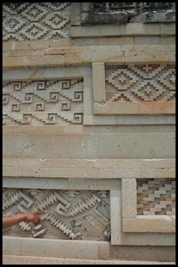 Mitla details