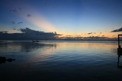 35 Last sunset in Utila