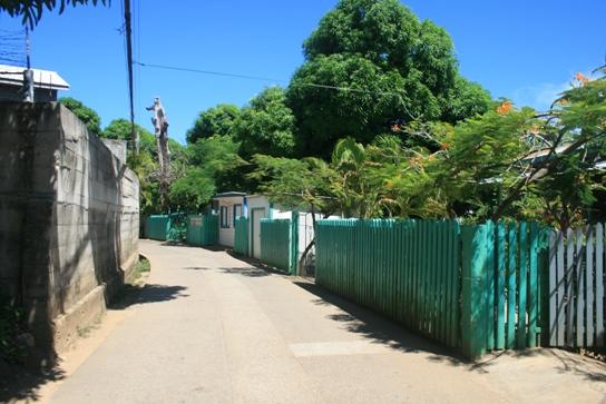 6 Street in Utila