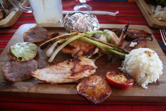Deluxe Chicken BBQ