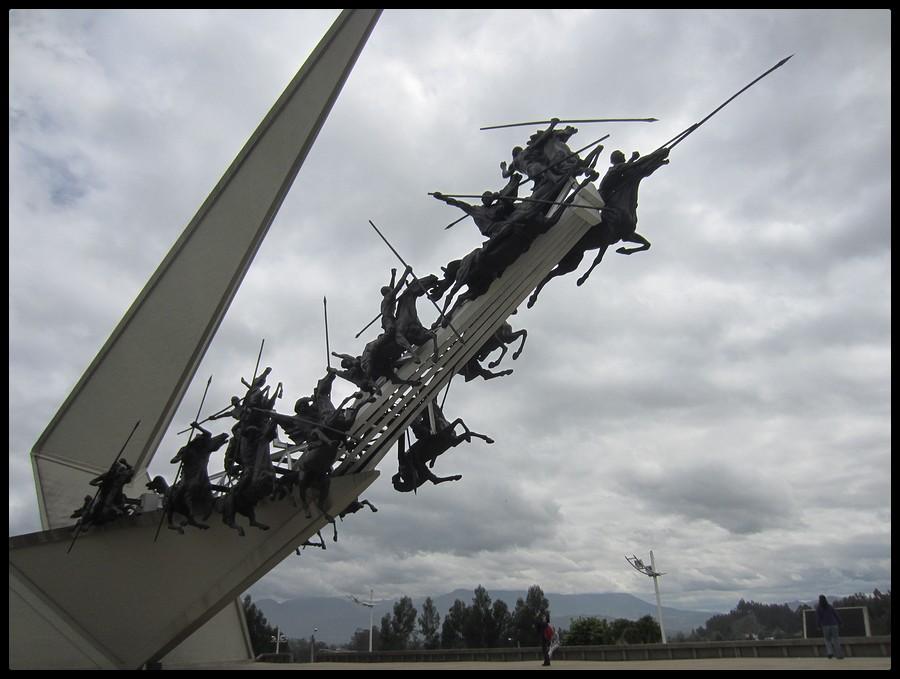 Monumento Paipa