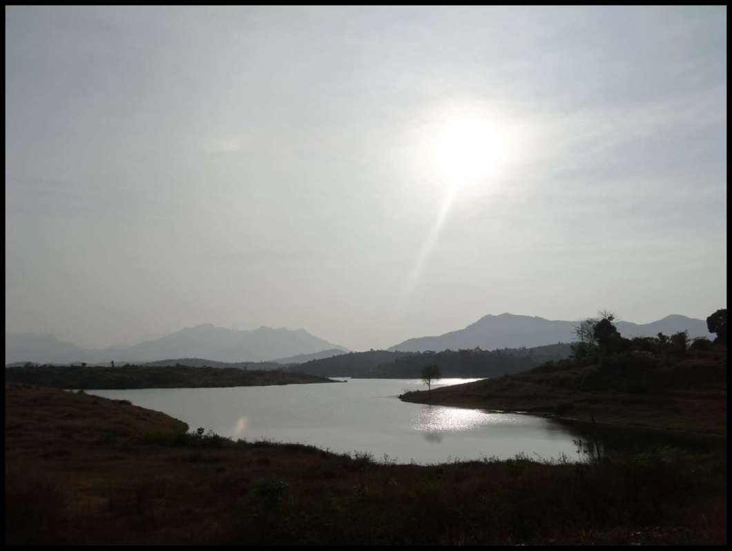 karapuzha dam lake