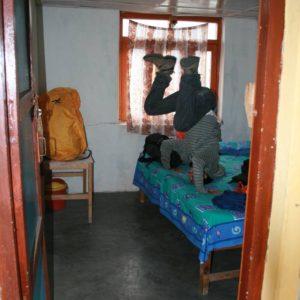 Altitude sickness in Nepal