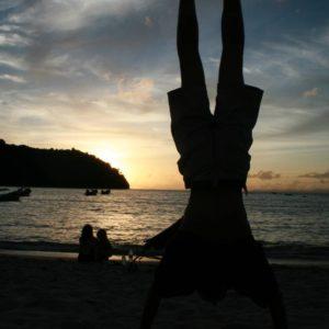 Handstand Thailand