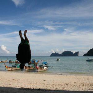 Backflip à Kho Phi Phi