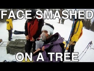 Mammoth Snow Trip (USA/California) [Face Smashed on a Tree Podcast 2]